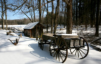 Mabry Mill Village