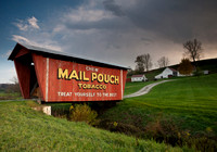 Mail Pouch Covered Bridge, Cumberland, Ohio