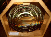 Old Point Loma Lighthouse's Fresnel Lens