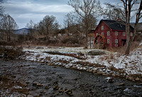 McNeel Mill Winter 2012