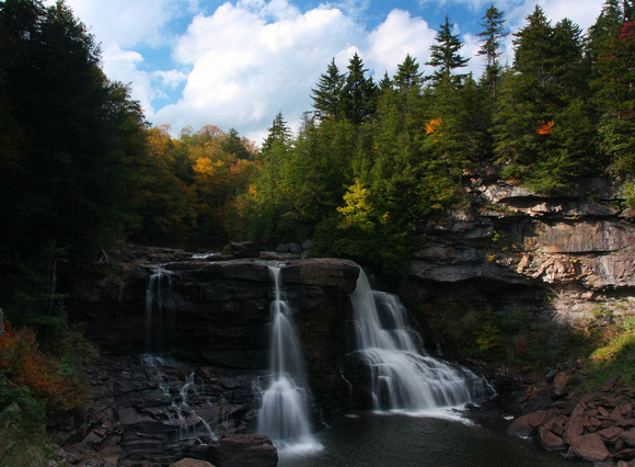 Blackwater Falls Wide