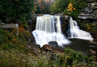 Blackwater Falls Wide View